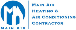 Main Air Heating & Air Conditioning Contractor